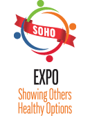 SENPA SOHO EXPO Showing Others Healthy Options