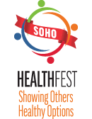SENPA SOHO HEALTHFEST Showing Others Healthy Options