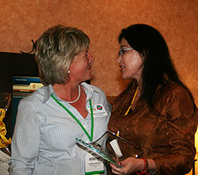 Sharon Sherman, 2014 SENPA Presidents' Award Winner